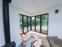 Structural Glazing house 5